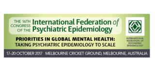 International Federation of Psychiatric Epidemiology Symposium 2017