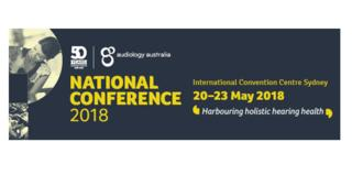 Audiology Australia National Conference 2018