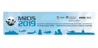 Military Communications & Information Systems Conference (MilCIS) 2019